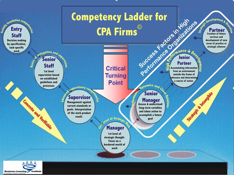 CPA Firm Competency Model